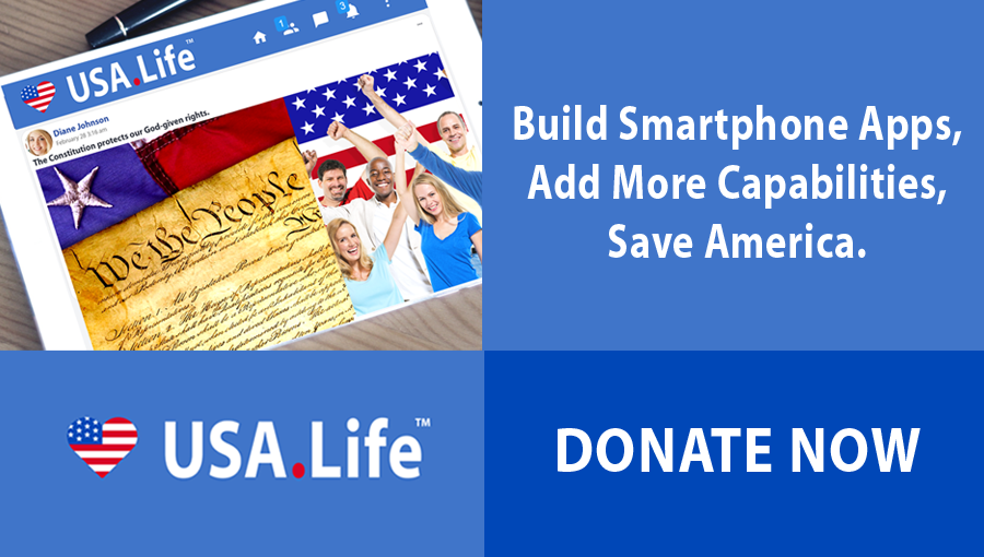 USA.Life Crowdfunding