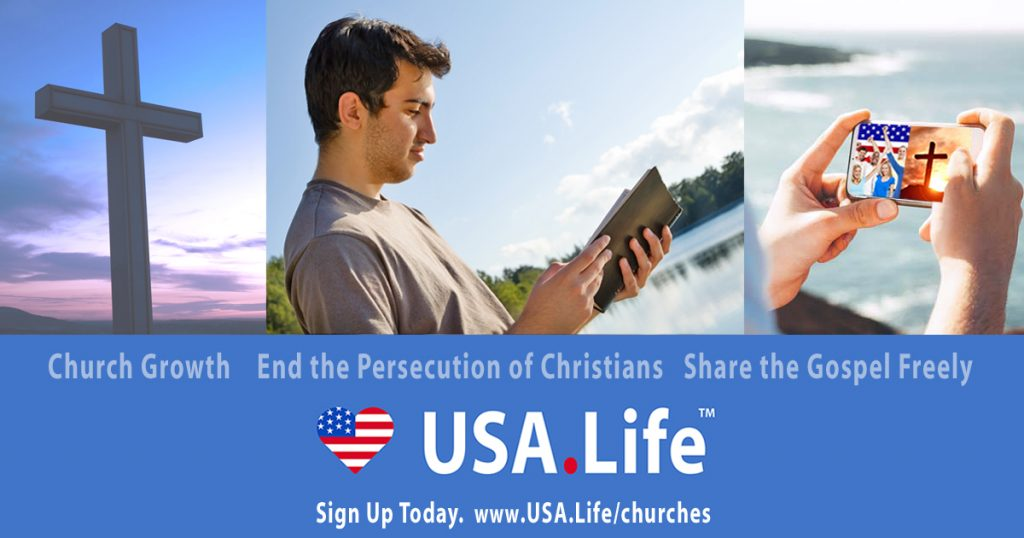 USA.Life for Church Growth