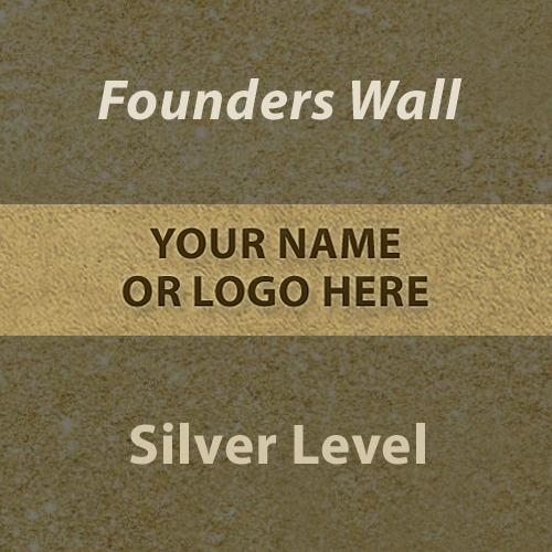 Founders Wall Silver