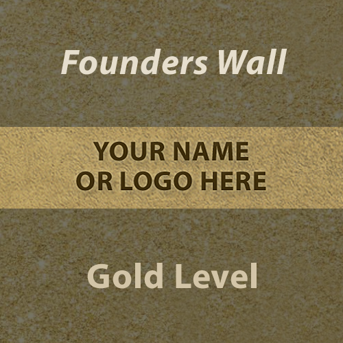 Founders Wall Gold