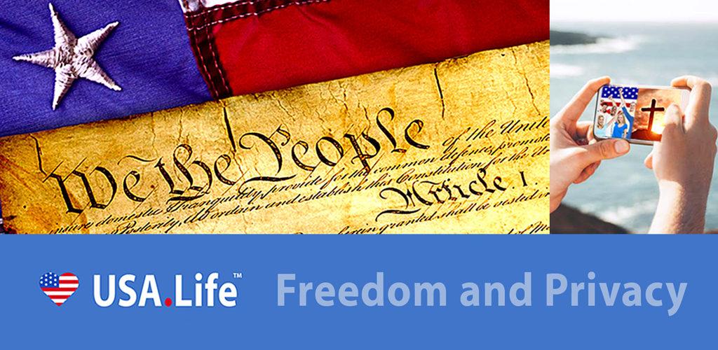 USA.Life Conservative Facebook Alternative