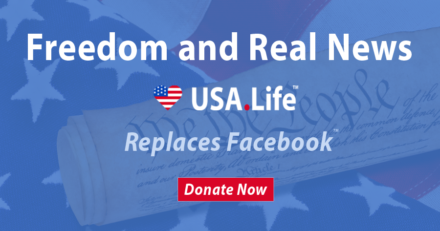 USA.Life Social Network Donate