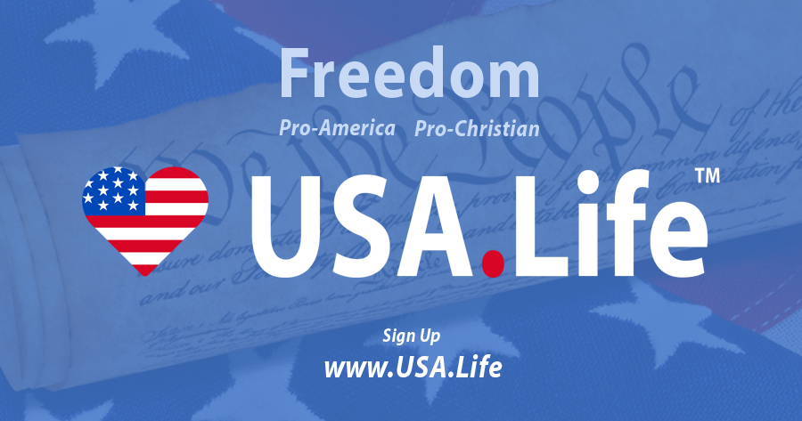 USA.Life Christian Facebook Alternative
