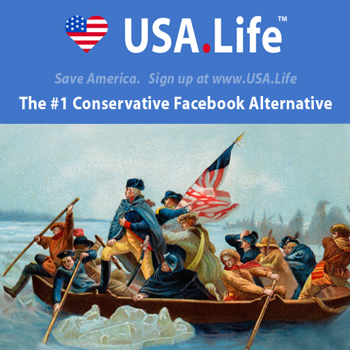 USA.Life Conservative Facebook